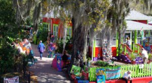 It's Impossible Not To Love The Most Eccentric Village In Florida