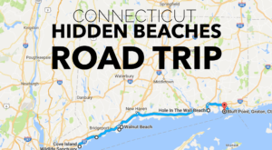 The Hidden Beaches Road Trip That Will Show You Connecticut Like Never Before