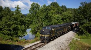 This Wine Train In West Virginia Will Give You The Ride Of A Lifetime