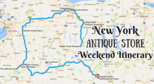Here's The Perfect Weekend Itinerary If You Love Exploring New York's Best Antique Stores