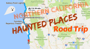 This Haunted Road Trip Will Lead You To The Scariest Places In Northern California