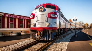 This Bourbon Train In Kentucky Will Give You The Ride Of A Lifetime