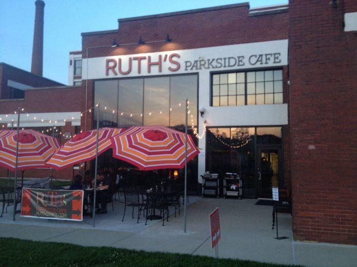 Ruth S Parkside Cafe Cincinnati Ohio