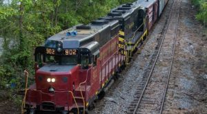This Epic Train Ride In Cincinnati Will Give You An Unforgettable Experience