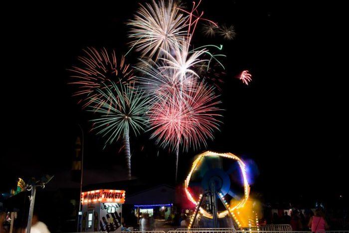 Coney Island Ohio Fireworks