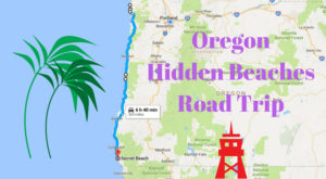 The Hidden Beaches Road Trip That Will Show You Oregon Like Never Before