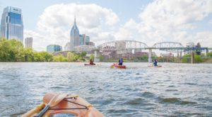 7 Perfect Places To Kayak And Canoe Around Nashville This Summer