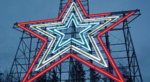 The World's Largest Light-Up Star Is Right Here In Virginia And You'll Want To Visit