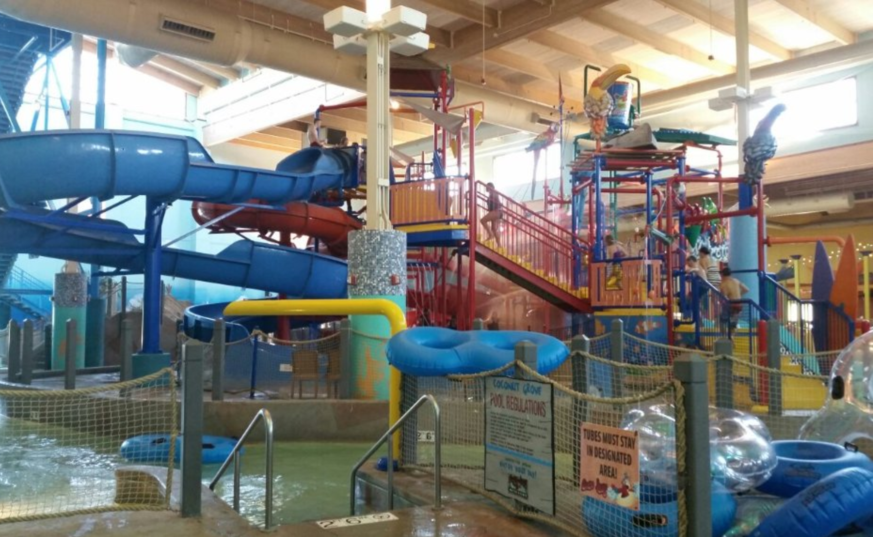 Indoor Water Park Rhode Island