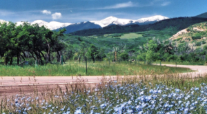 The 6 Best Backroads Around Denver For A Scenic Drive
