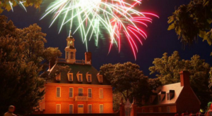 You Won't Want To Miss These Incredible Fireworks Shows In Virginia This Year