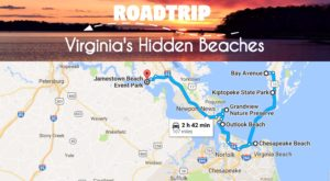 The Hidden Beaches Road Trip That Will Show You Virginia Like Never Before