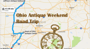 Here's The Perfect Weekend Itinerary If You Love Exploring Ohio's Best Antique Stores