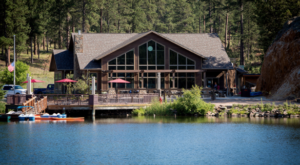 An Overnight At This Secluded South Dakota Resort Will Make You Feel Miles Away From It All