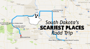 This Haunted Road Trip Will Lead You To The Scariest Places In South Dakota
