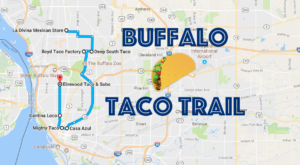 Your Tastebuds Will Go Crazy For This Amazing Taco Trail Through Buffalo
