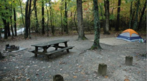 This Amazing North Carolina Campground Is The Perfect Place To Pitch Your Tent