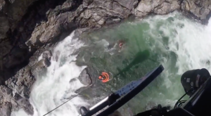 The Story Behind This Near Death Experience In California's Yuba River Is Terrifying But True