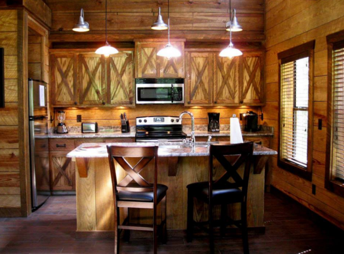 Beavers Bend Log Cabins/Facebook