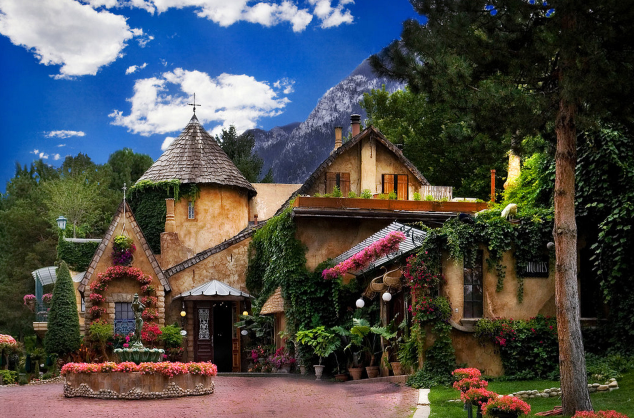 La Caille The One Enchanting Spot In Utah That S Straight