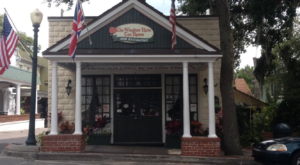 Visit These 11 Charming Tea Rooms In Florida For A Piece Of The Past