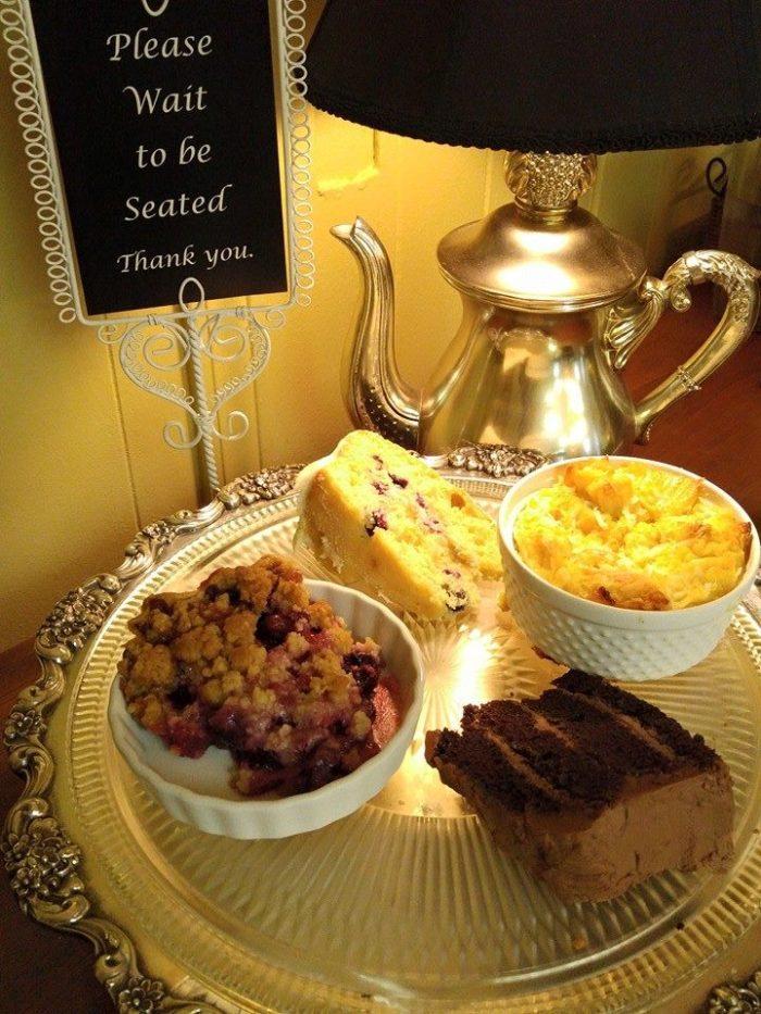 Marshfield Tea Rooms