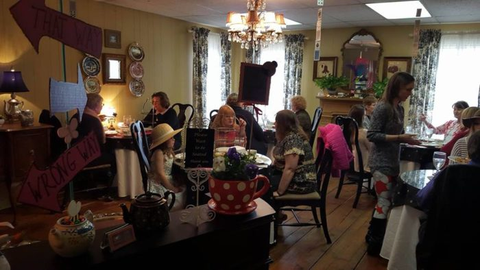 Greenwood Missouri Tea Room