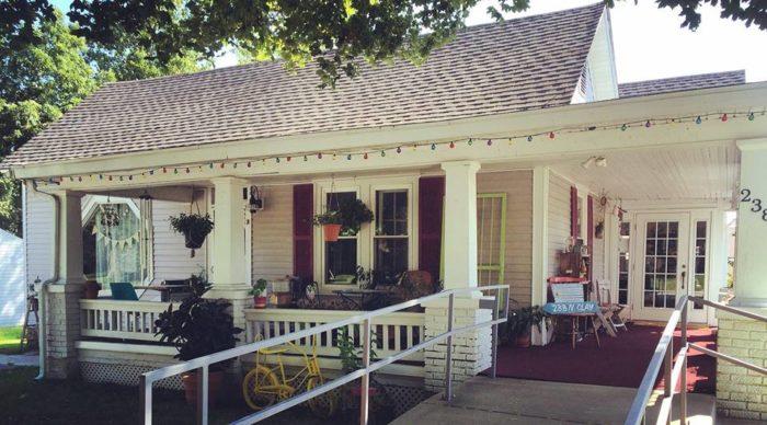 Tea Rooms St Louis Missouri