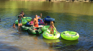 6 Lazy Rivers In Minnesota That Are Perfect For Tubing On A Summer's Day