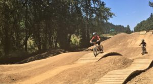 There's An Awesome New Bike Park In Portland And It's As Amazing As It Sounds
