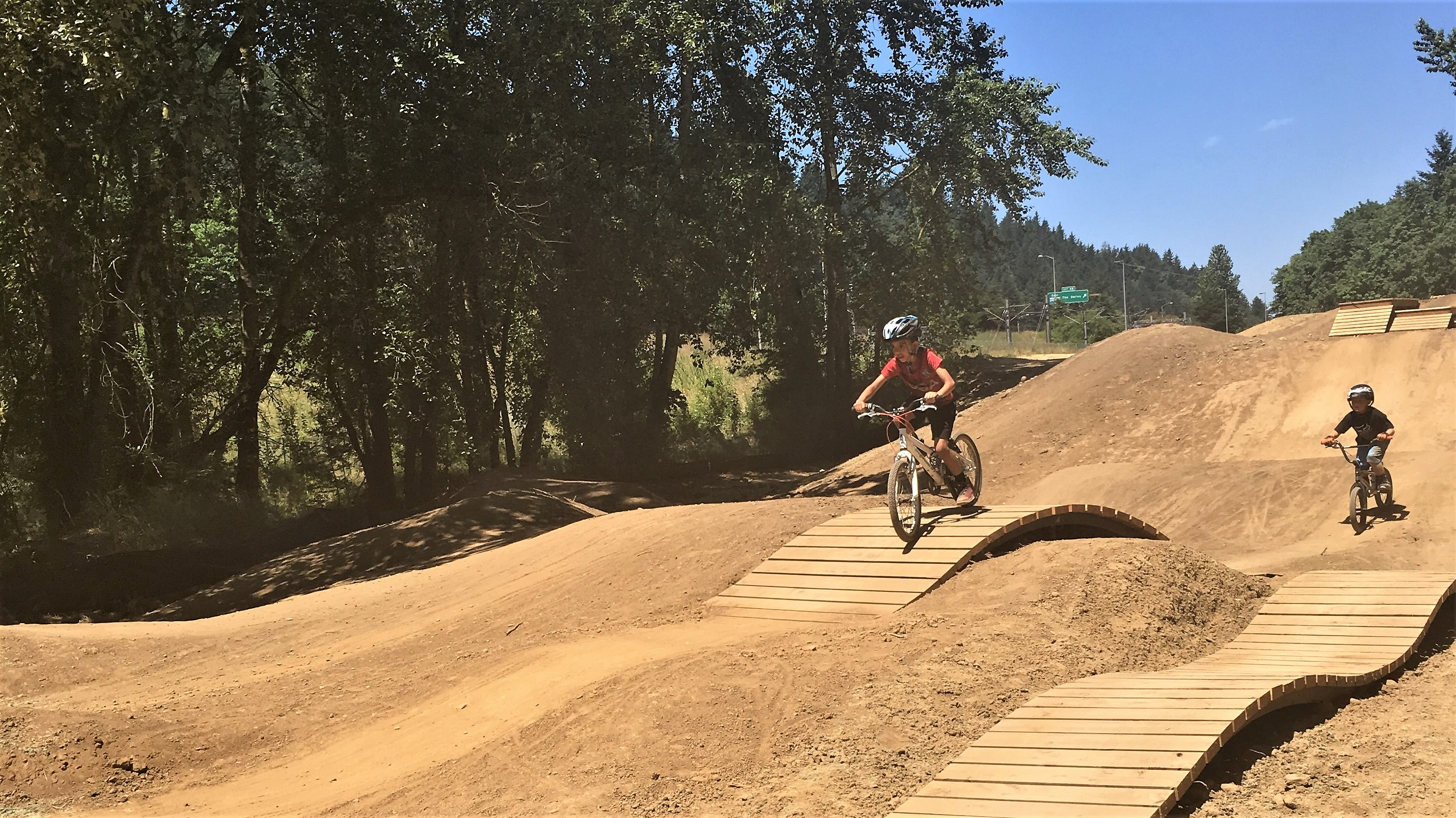 There S An Awesome New Bike Park In Portland And It S As