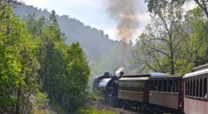 You'll Absolutely Love A Ride On South Dakota's Majestic Mountain Train This Summer