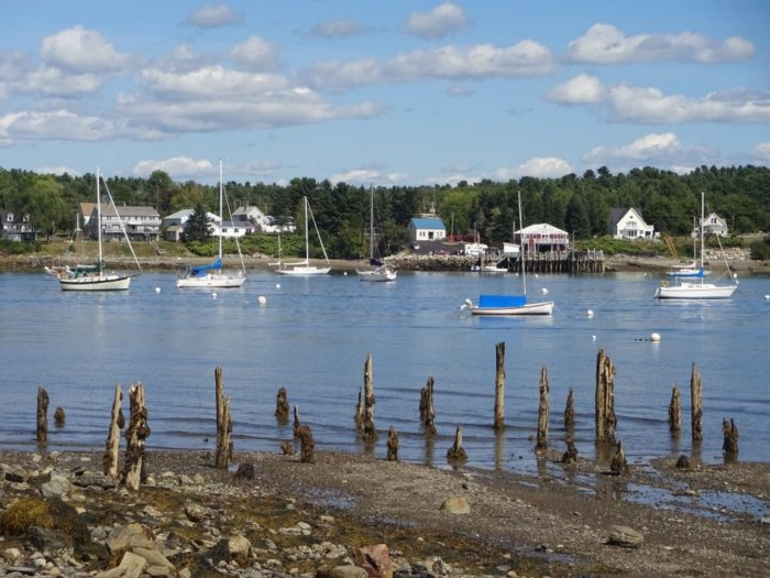 This Small Maine Town Was Named One Of The Best Places In The World To Visit