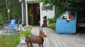 The Crazy One-Of-A-Kind Store You'll Only Find In Maine