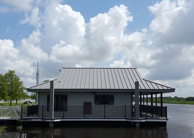 Superbe So If You Are Looking For A Beautiful Place To Relax, Unwind, And Explore,  Check Out The Floating Cabins At Bayou Segnette State Park In New Orleans.