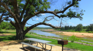 7 Glorious Campgrounds In Texas Where No Reservation Is Required