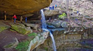 The Unrivaled Canyon Hike In Alabama Everyone Should Take At Least Once