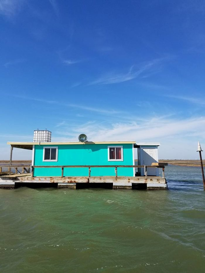 These Floating Cabins In Texas Are The Best Place To Stay
