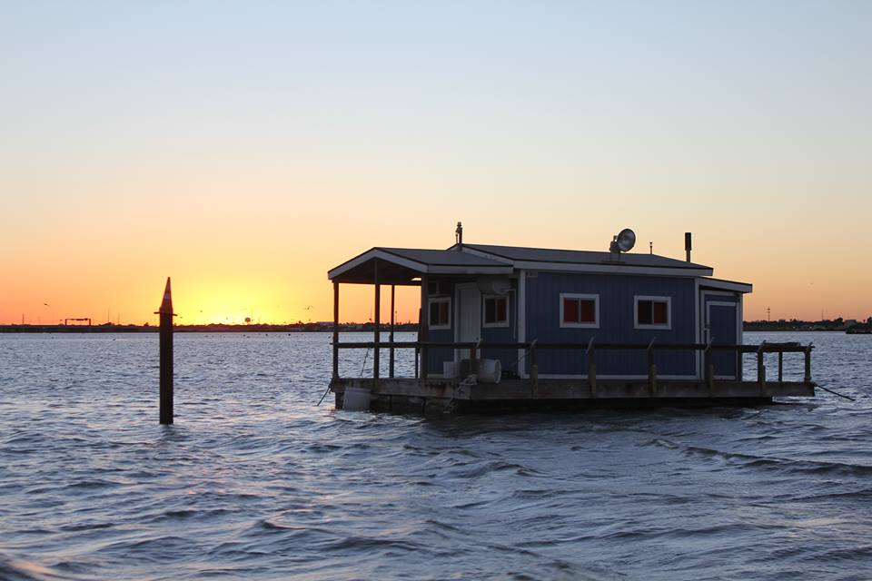 These Floating Cabins In Texas Are The Best Place To Stay Overnight This Summer