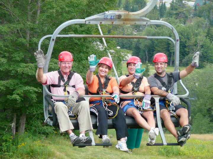 Visit the Bretton Woods Adventure Center For An Amazing Summer Day