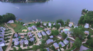Stay At This Amazing Alabama Lake Resort For The Ultimate Summer Vacation