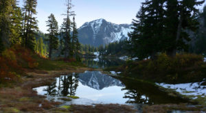 The Stunning Washington Trail You'll Want To Take Again And Again