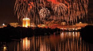 You Won't Want To Miss These Incredible Fireworks Shows In Alabama This Year