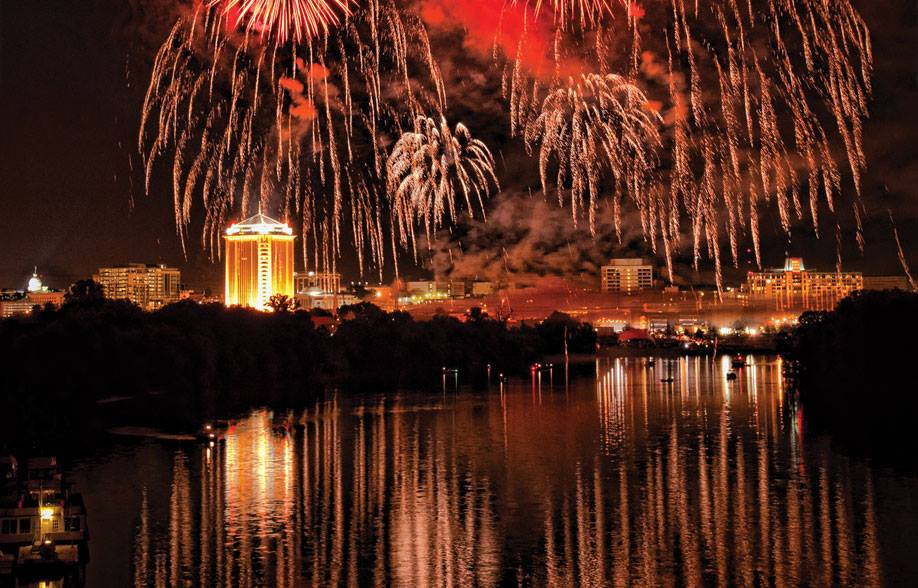 The Best 4th Of July Fireworks Shows In Alabama In 2017