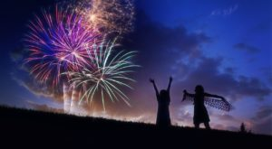 You Won't Want To Miss These Incredible Fireworks Shows In Northern California This Year