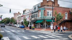 11 Tiny Towns Around Washington DC That Come Alive In The Summertime