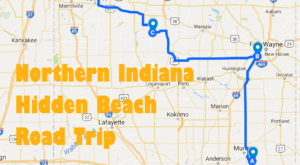 The Hidden Beaches Road Trip That Will Show You Northern Indiana Like Never Before
