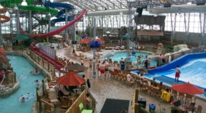 Make Your Summer Epic With A Visit To This Vermont Water Park