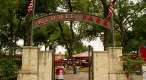 The Incredibly Unique Park That's Right Here In Texas' Own Backyard