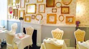 Visit These 7 Charming Tea Rooms Near Washington DC For A Piece Of The Past